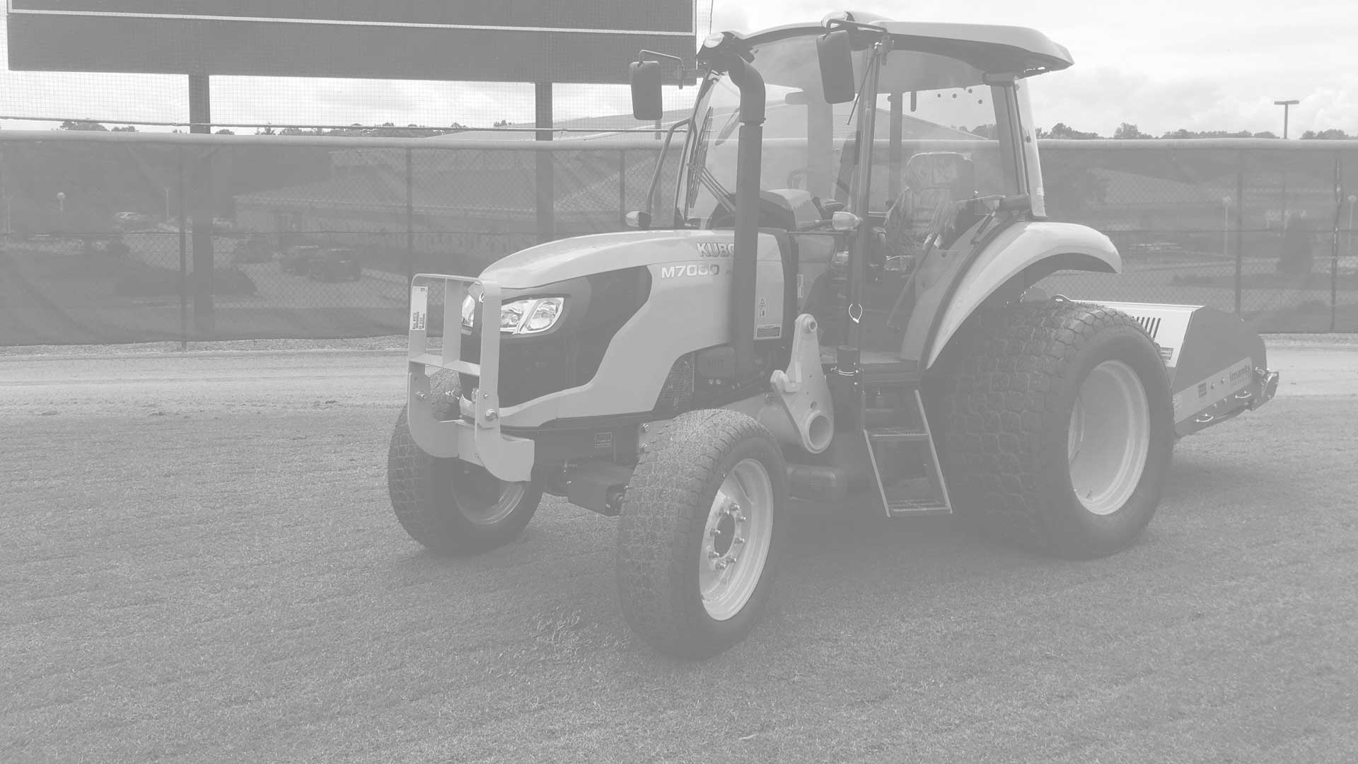 Anderson Turf Management tractor